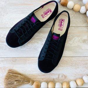 NWT Keds Women's Kickstart Velvet Sneakers